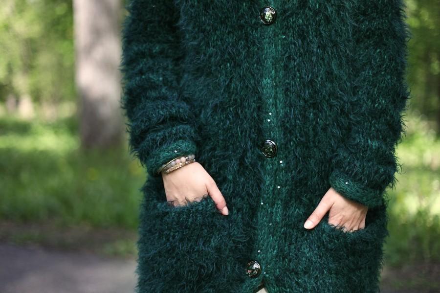 Emerald Oasis - Cardigan