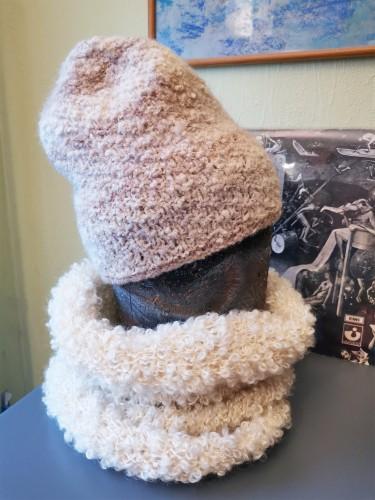 White Peons - Hat