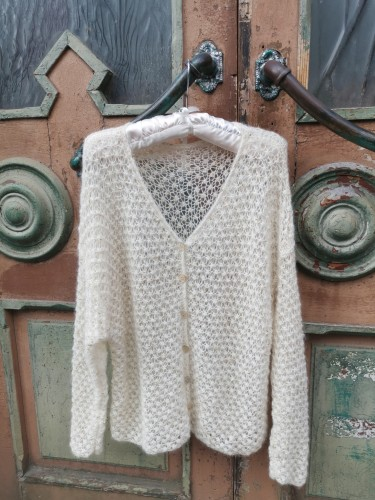 Marble Lace - Sweater