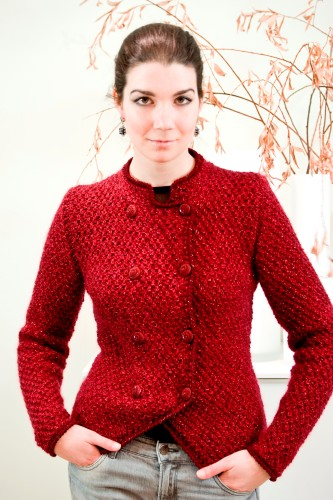 Red Jasper - Jacket
